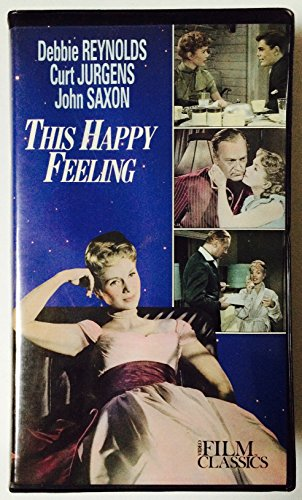 9786301987899: This Happy Feeling [VHS]