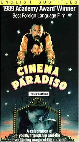 9786302000825: Cinema Paradiso [VHS]