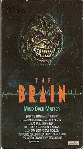 9786302001006: Brain [VHS]