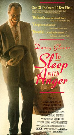 9786302024098: To Sleep with Anger [VHS]