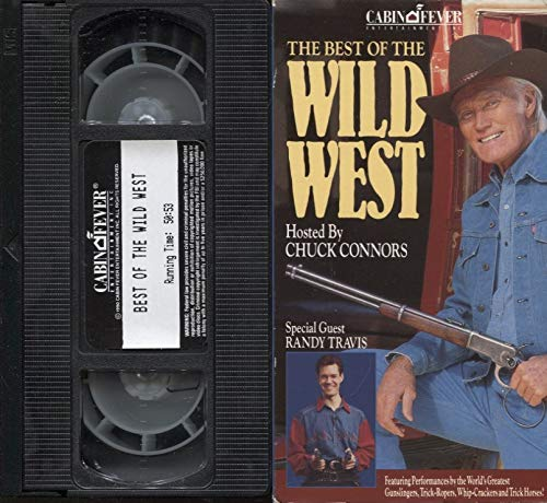 9786302025200: Best of the West [VHS]