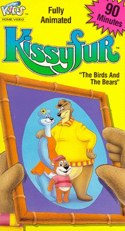 9786302031935: Kissyfur:Birds and the Bears [VHS]