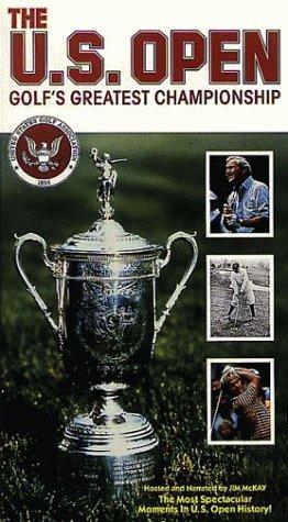 9786302036404: U.S. Open:Golf's Greatest Championshi [VHS]