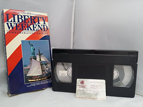 9786302036480: Liberty Weekend:Commemorative Edition [VHS]