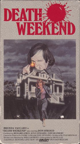 9786302037845: Death Weekend [VHS](1976)