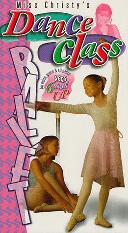 9786302069075: Miss Christy's Dance Class - Ballet [VHS]