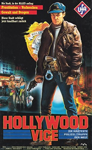 9786302074895: Hollywood Vice Squad [VHS]
