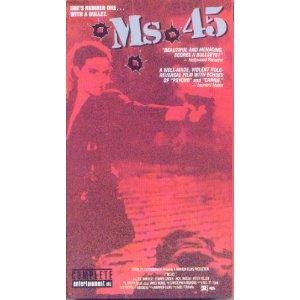 9786302101669: Ms 45 [VHS]