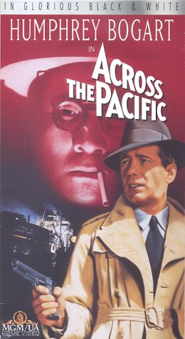 9786302120448: Across the Pacific [VHS]