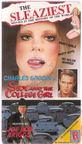 9786302126044: Sex and the College Girl [VHS]