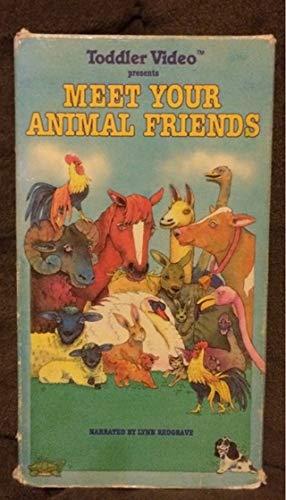 9786302147568: Meet Your Animal Friends [VHS]