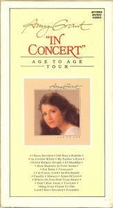 9786302149524: In Concert: Age to Age Tour [VHS]
