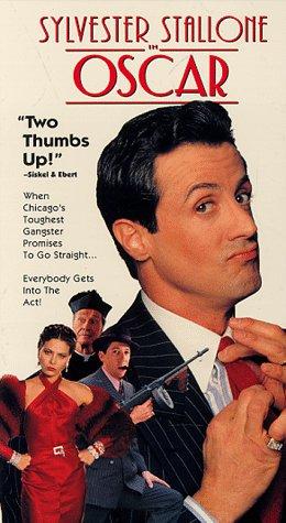 9786302156812: Oscar [USA] [VHS]