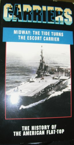 9786302174519: Carriers:Midway the Escort Carrier [VHS]