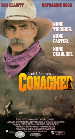 9786302182842: Conagher [USA] [VHS]