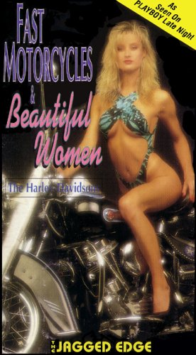9786302203820: Fast Motorcycles & Beautiful Women [VHS]