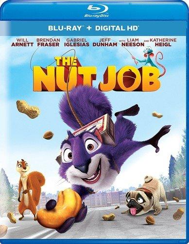 The Nut Job [Blu-ray]