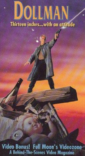 9786302221572: Dollman [VHS]