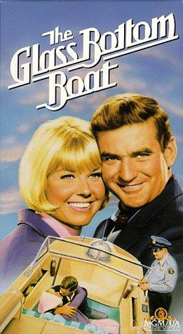 9786302241105: Glass Bottom Boat [VHS]