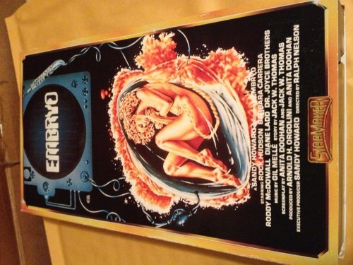 9786302241945: Embryo [VHS]