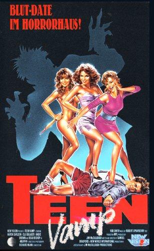 9786302247558: Teen Vamp [VHS]