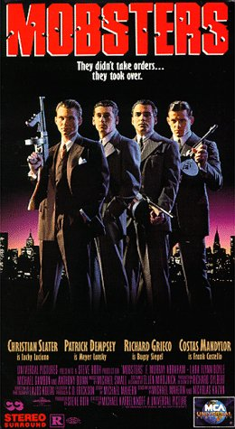 9786302270860: Mobsters [USA] [VHS]