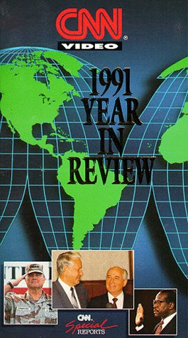 9786302280197: CNN: 1991 Year in Review [VHS]
