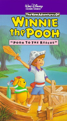 9786302281705: The New Adventures of Winnie the Pooh, Vol. 10: Pooh to the Rescue [VHS]