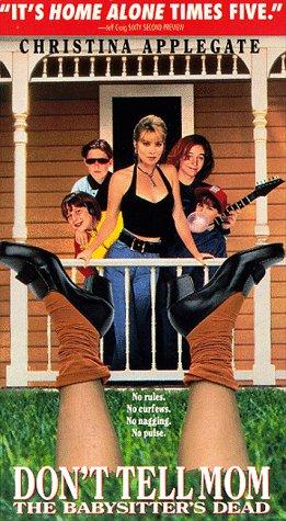 9786302282627: Don't Tell Mom the Babysitter's Dead [VHS]