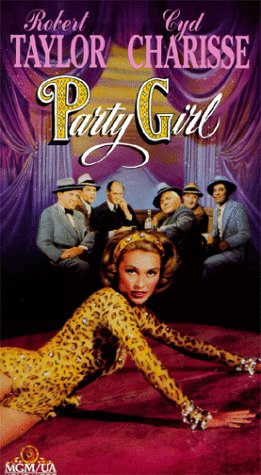 9786302283723: Party Girl [VHS]