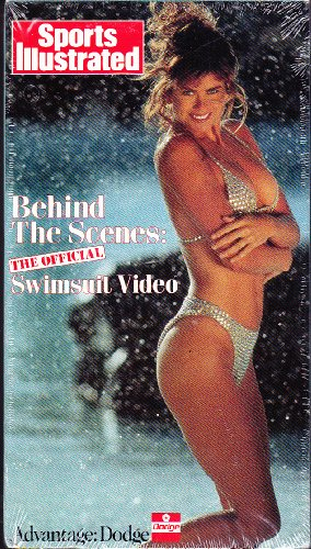 9786302284607: Sports Illustrated Behind The Scenes: The Official Swimsuit Video 1992 [VHS]
