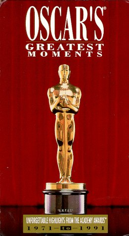 9786302288971: Oscar's Greatest Moments - 1971 to 1991 [VHS]