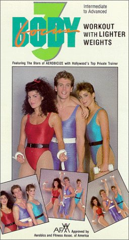 9786302303391: Body Focus 3 W/Out W/Lighter Weights [VHS]