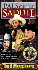 9786302308143: Pals of the Saddle: The 3 Mesquiteers [VHS]