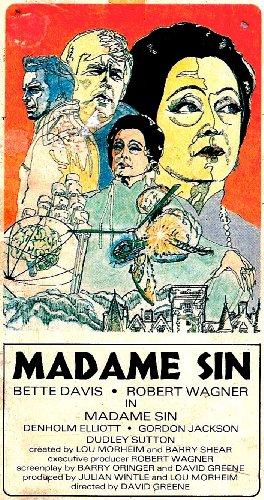 9786302314342: Madame Sin [VHS]