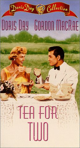 9786302314632: Tea for Two [VHS]