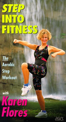 9786302315059: Step Into Fitness [VHS]