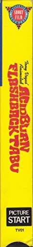 9786302316384: Acidburn Flashback Tabu [VHS]