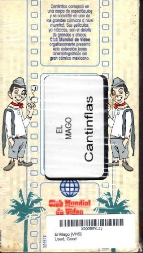 9786302329643: El Mago [VHS]
