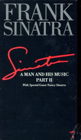 9786302371666: Frank Sinatra - A Man and His Music - Part 2 [VHS]