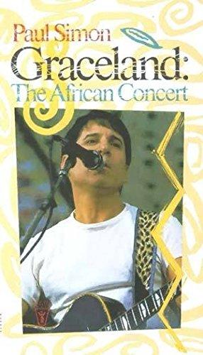 9786302372038: Paul Simon - Graceland: The African Concert [VHS]