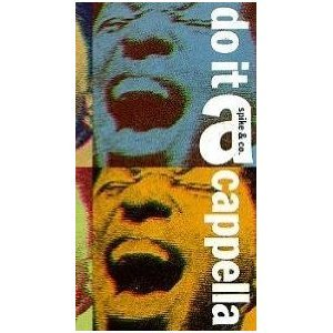 9786302372755: Spike and Co. - Do It a Cappella [VHS]