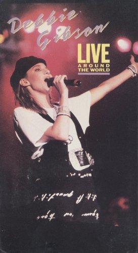 9786302373394: Debbie Gibson: Live Around the World [VHS]