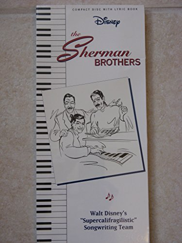 9786302374865: Music of the Sherman Brothers