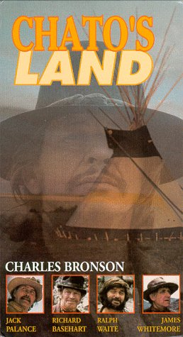 9786302379396: Chato's Land [VHS]