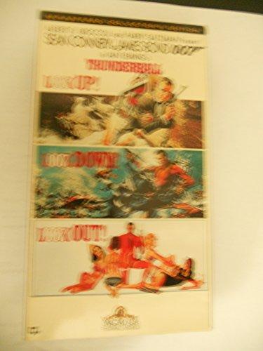 9786302380576: Bond: Thunderball [VHS]