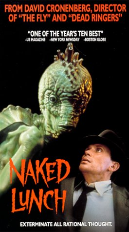 9786302390483: Naked Lunch [VHS]