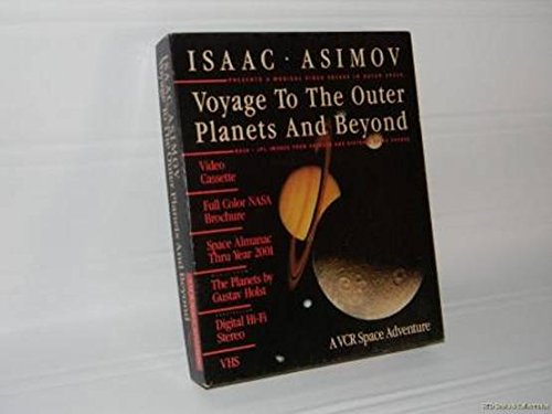 9786302407716: Voyage to Outer Planets and Beyond (Deluxe Set) [VHS]