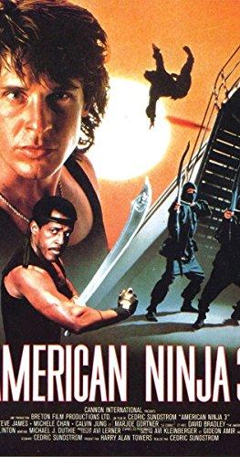 9786302413571: American Ninja 3 [VHS]