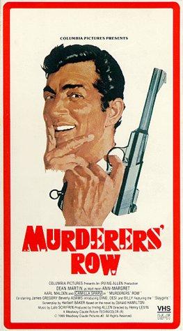 9786302413854: Murderer's Row [VHS]